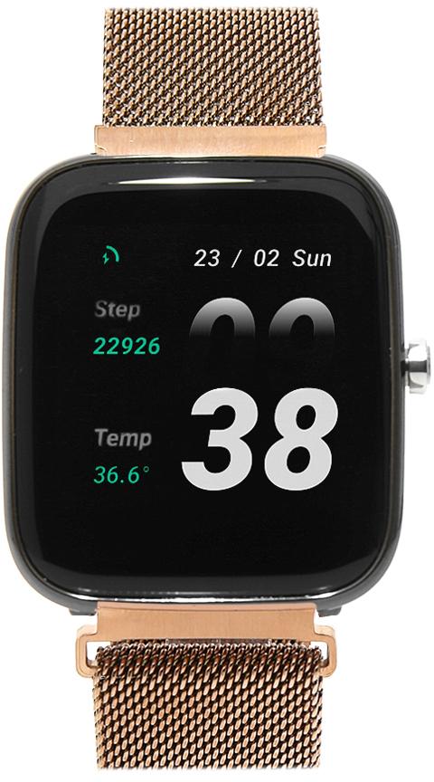 Vector Smart VCTR-33-03BK-03RG - zegarek unisex
