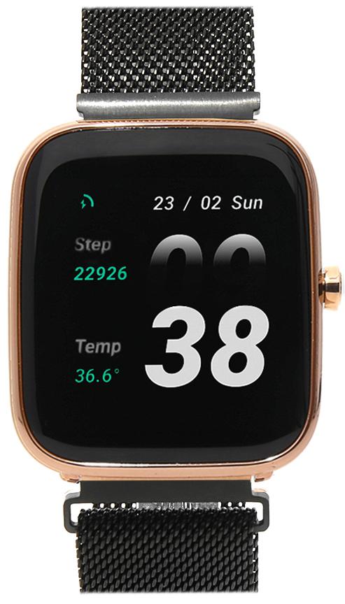 Vector Smart VCTR-33-03RG-03BK1 - zegarek unisex