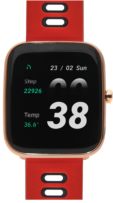 Vector Smart VCTR-33-03RG-S4RD - zegarek damski