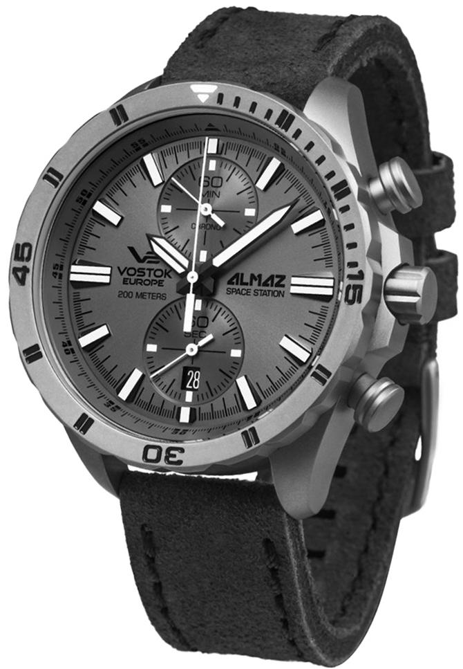 Vostok Europe 6S11-320H264 - zegarek męski