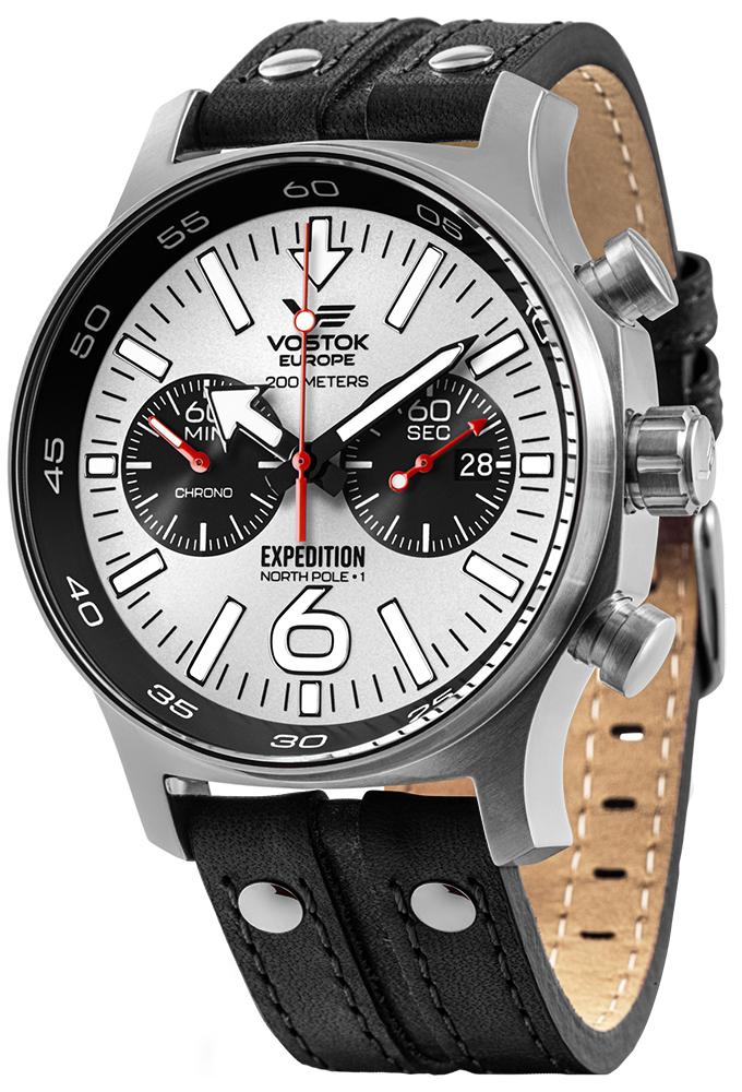 Vostok Europe 6S21-595A642 - zegarek męski