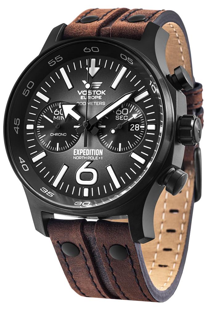 Vostok Europe 6S21-595C643 - zegarek męski