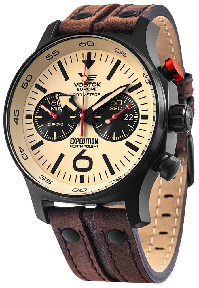 Vostok Europe 6S21-595C644 - zegarek męski