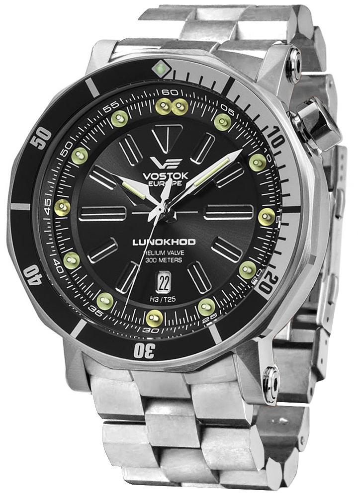 Vostok Europe NH35A-6205210B - zegarek męski