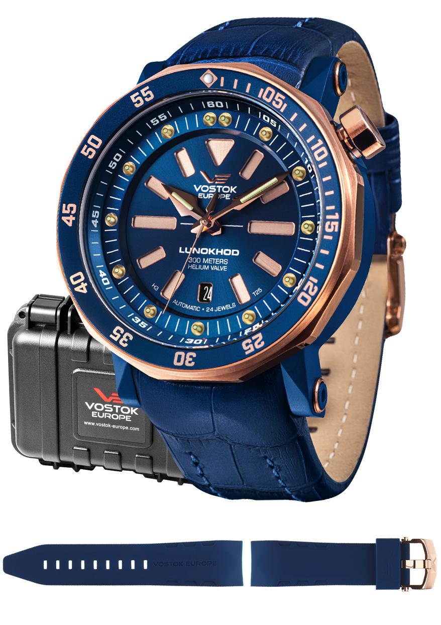 Vostok Europe NH35A-620E632 - zegarek męski