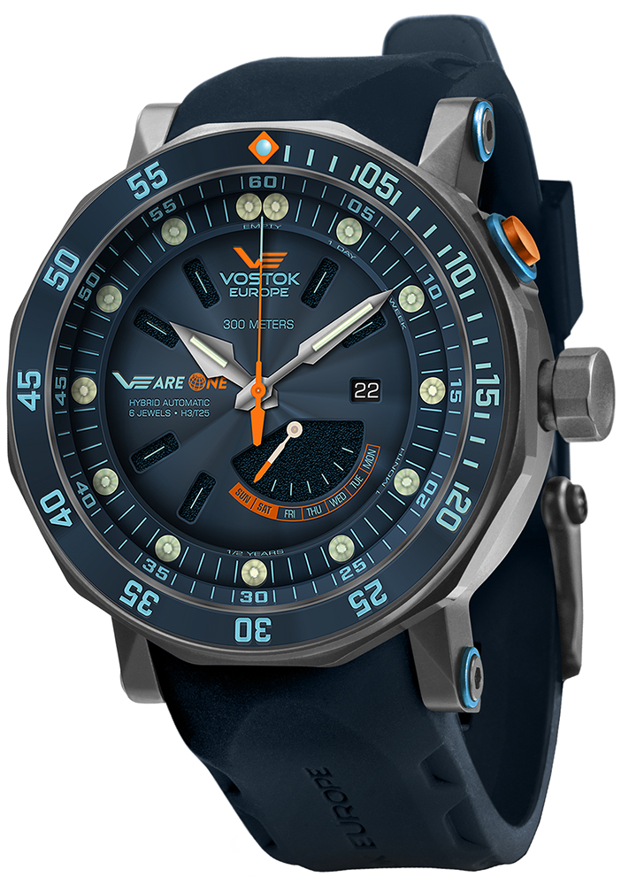 Vostok Europe PX84-620H658 zestaw XL - zegarek męski