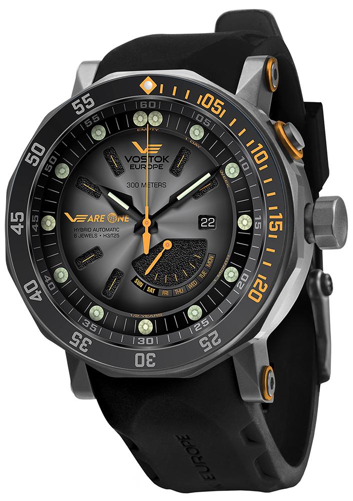Vostok Europe PX84-620H659 zestaw XL - zegarek męski