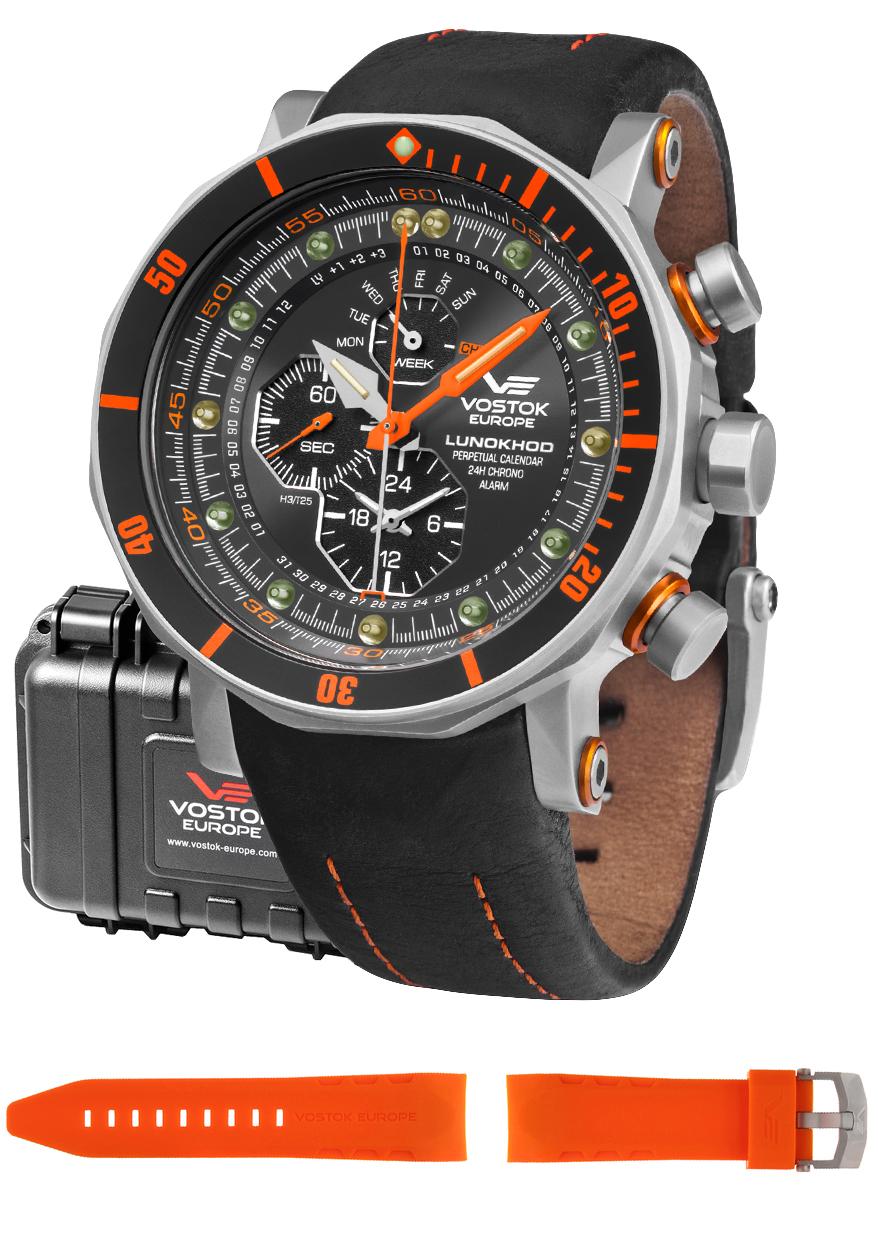 Vostok Europe YM86-620A506 - zegarek męski