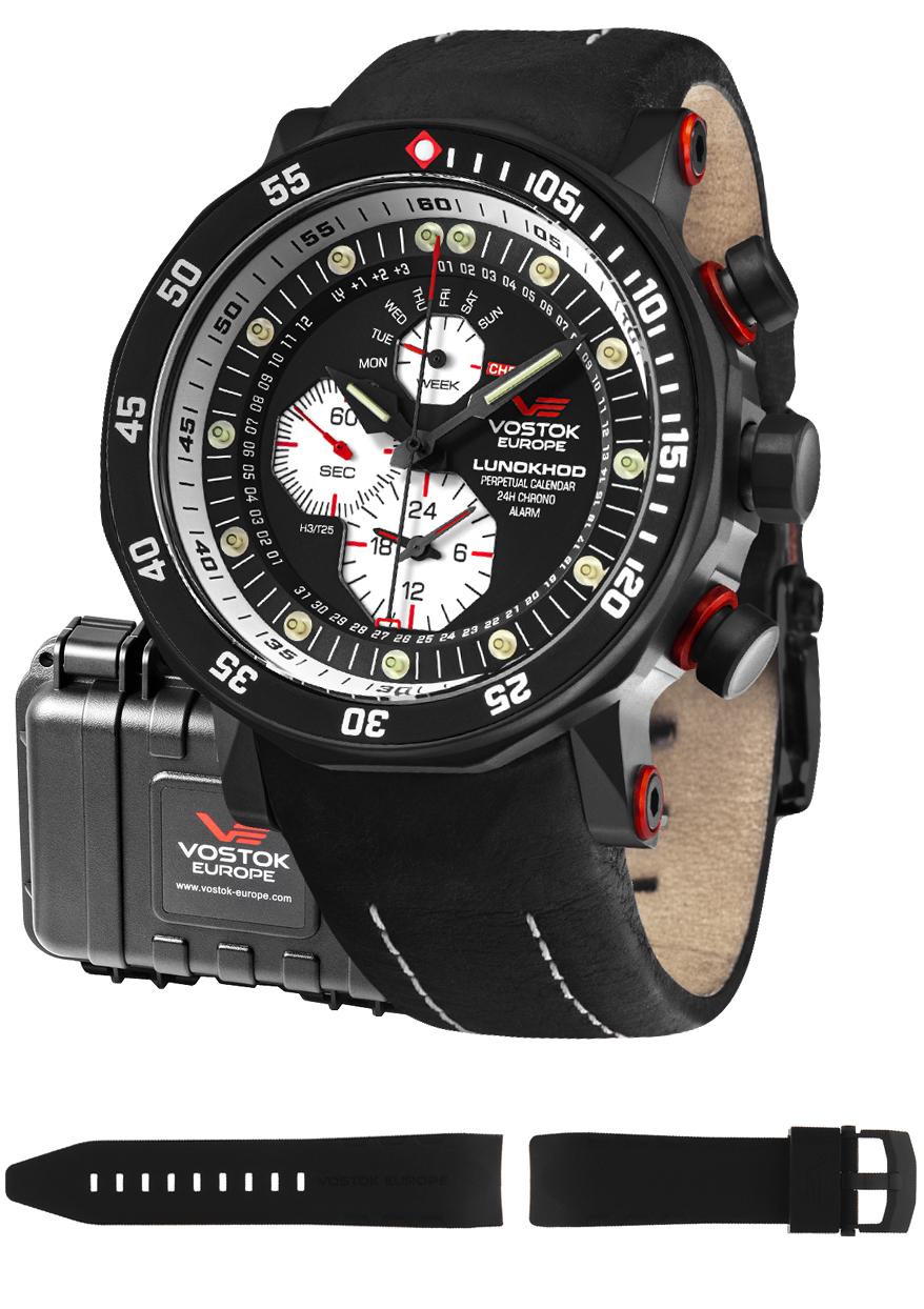 Vostok Europe YM86-620C635 - zegarek męski
