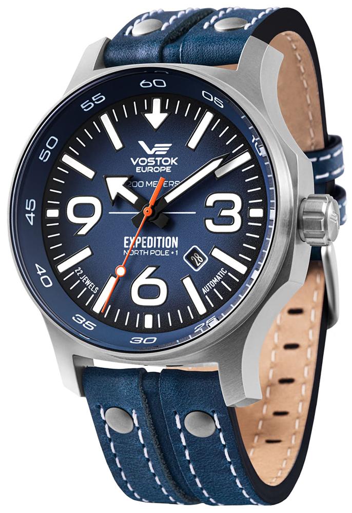 Vostok Europe YN55-595A638 - zegarek męski
