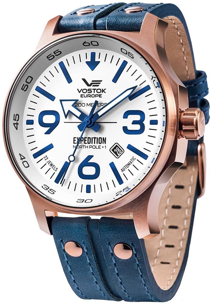 Vostok Europe YN55-595B641 - zegarek męski