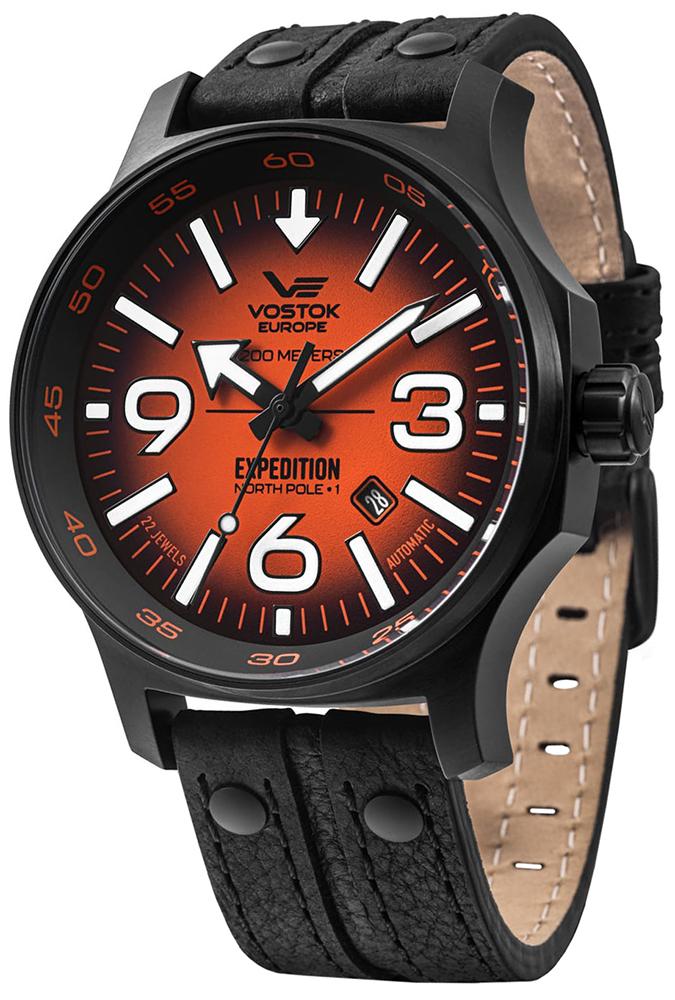 Vostok Europe YN55-595C640 - zegarek męski