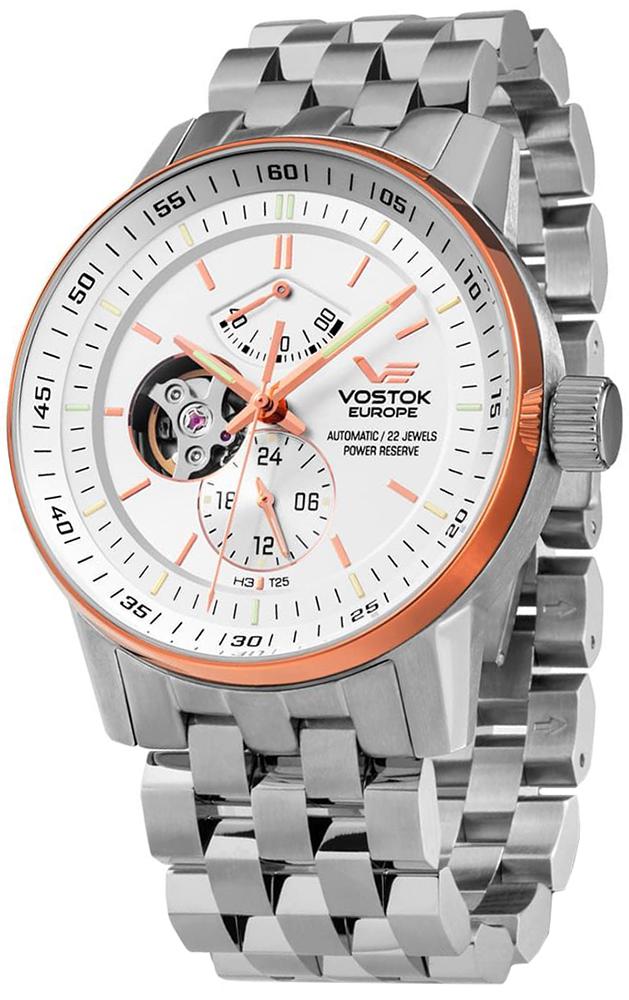 Vostok Europe YN84-565E550B - zegarek męski