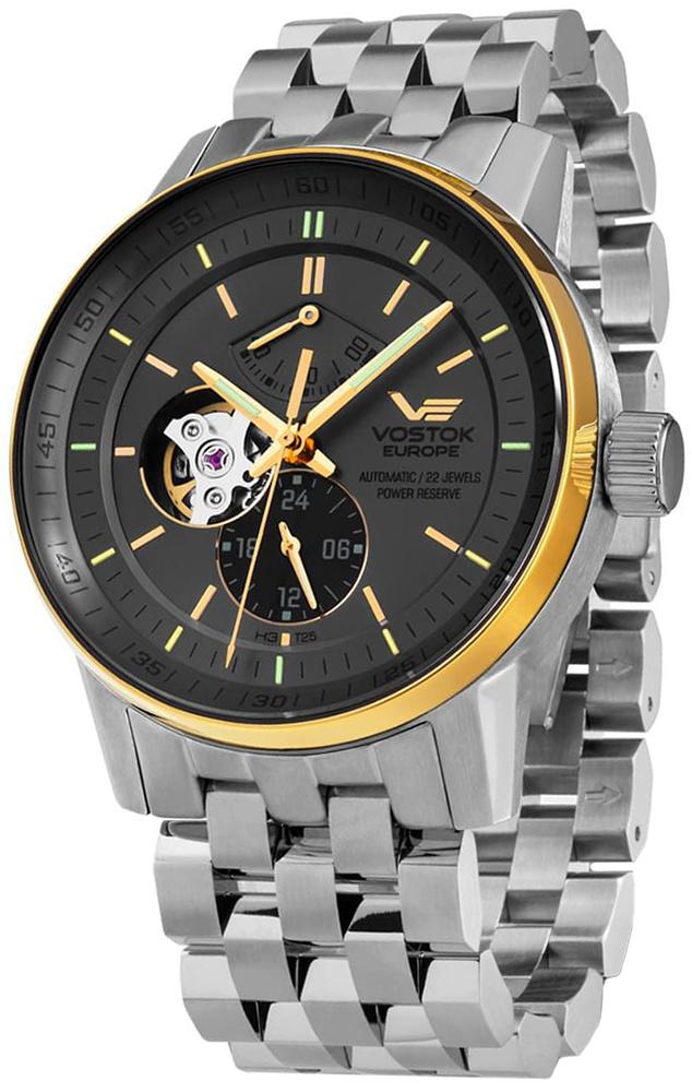 Vostok Europe YN84-565E551B - zegarek męski
