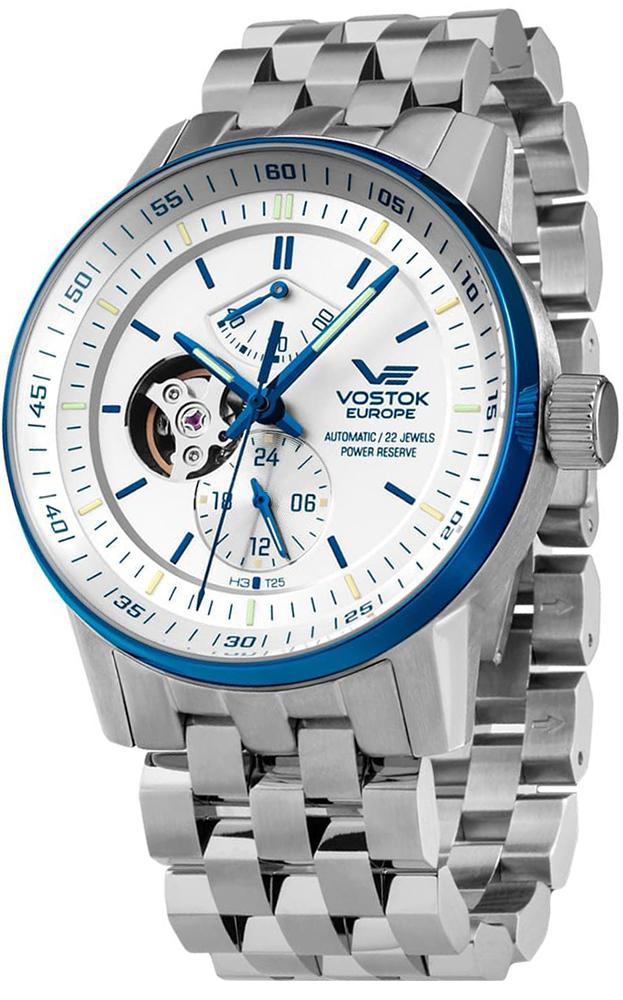 Vostok Europe YN84-565E552B - zegarek męski