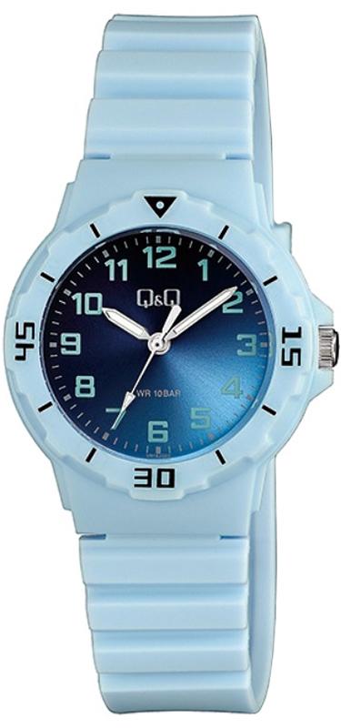 QQ VR19-020 - zegarek dla dziewczynki