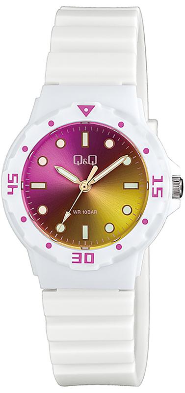 QQ VR19-024 - zegarek dla dziewczynki