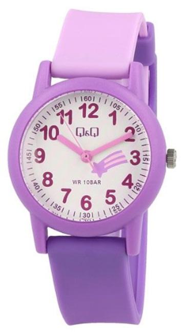 QQ VS49-004 - zegarek dla dziewczynki