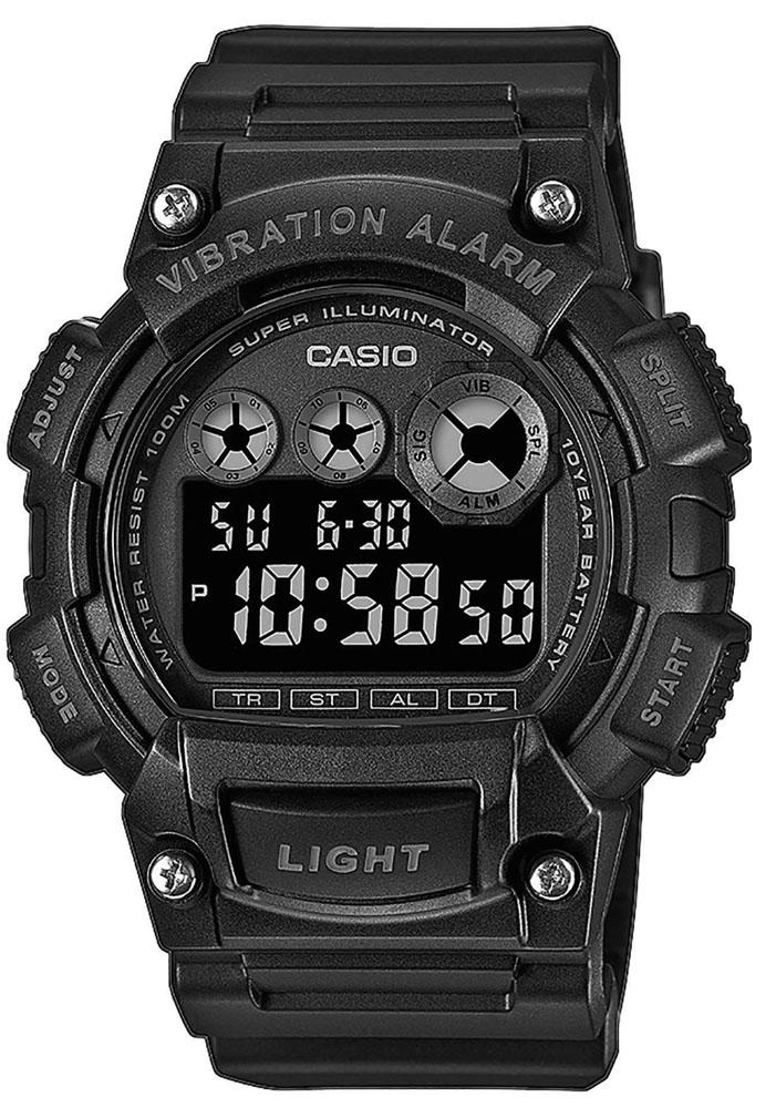 Casio W-735H-1BVEF - zegarek męski