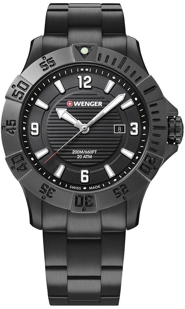 Wenger 01.0641.135 - zegarek męski