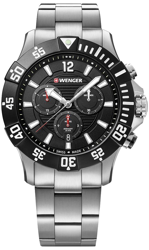Wenger 01.0643.117 - zegarek męski