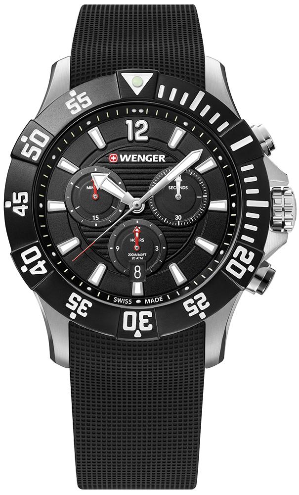 Wenger 01.0643.118 - zegarek męski