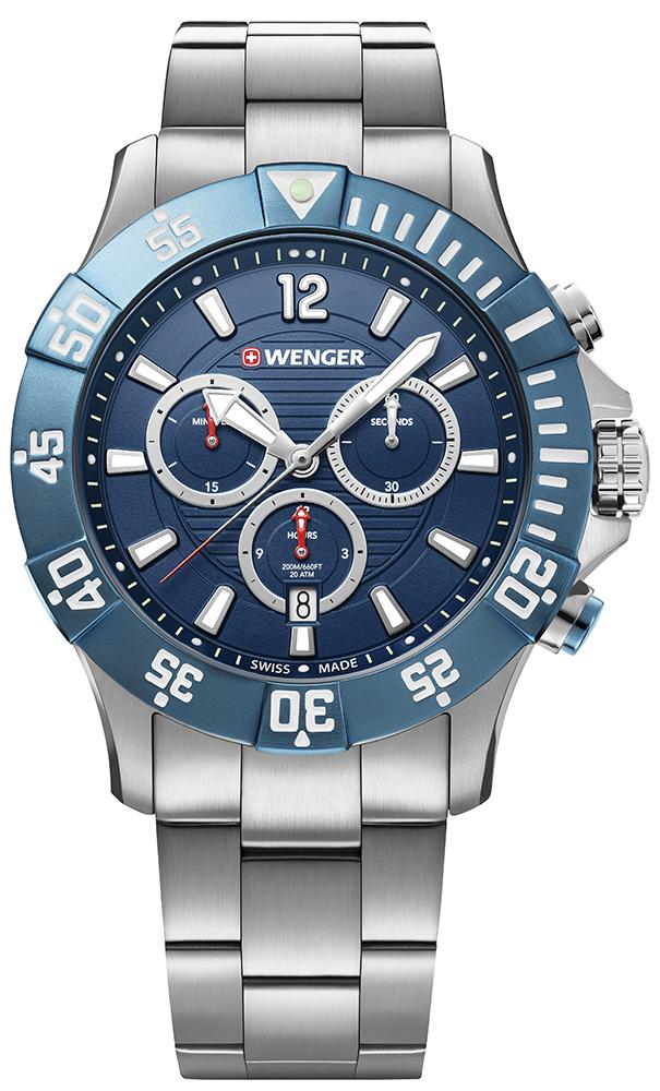Wenger 01.0643.119 - zegarek męski