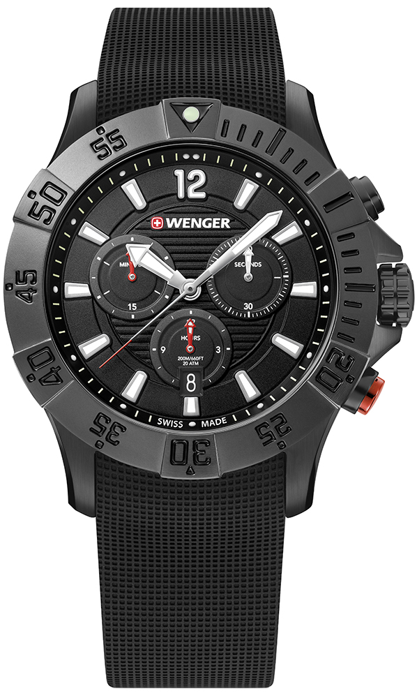 Wenger 01.0643.120 - zegarek męski