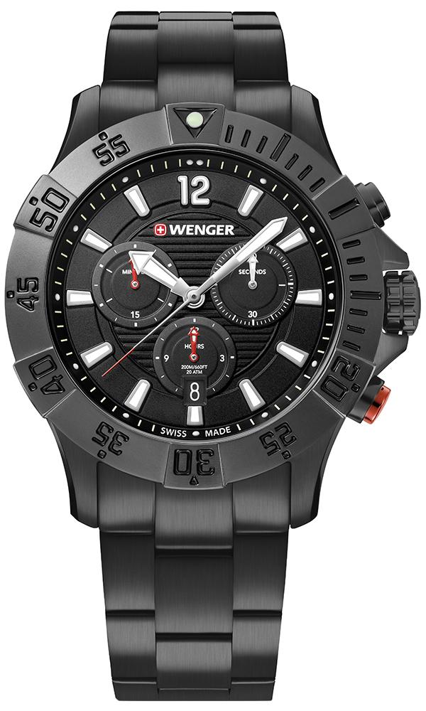 Wenger 01.0643.121 - zegarek męski