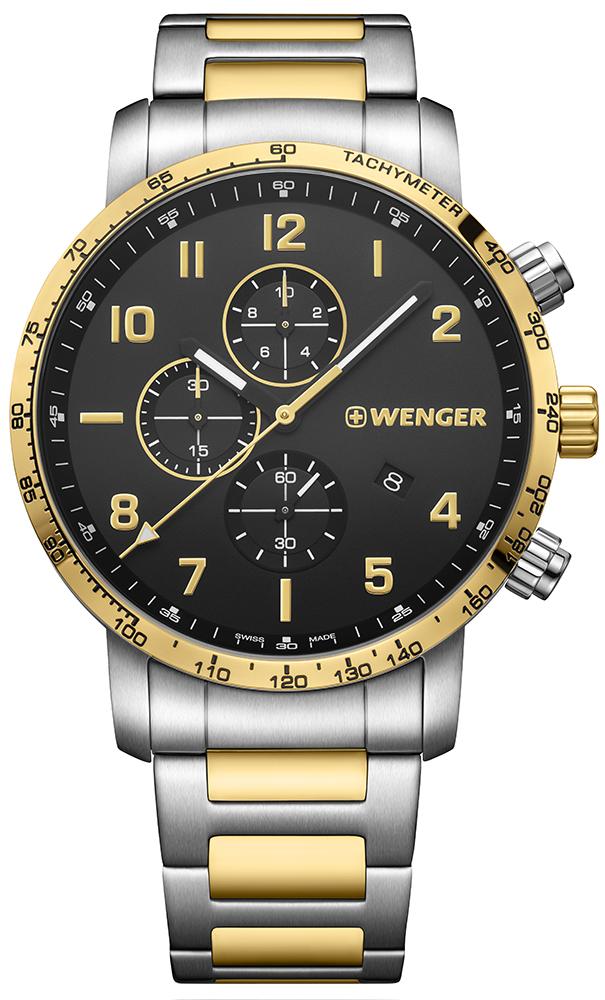 Wenger 01.1543.116 - zegarek męski