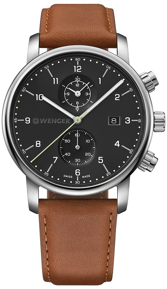Wenger 01.1743.121 - zegarek męski