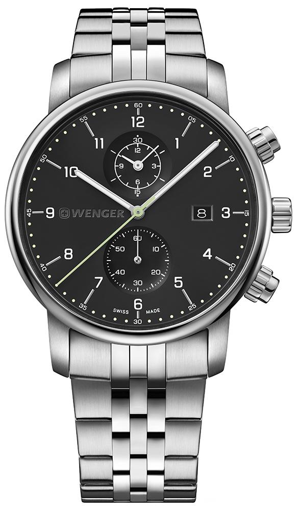 Wenger 01.1743.122 - zegarek męski