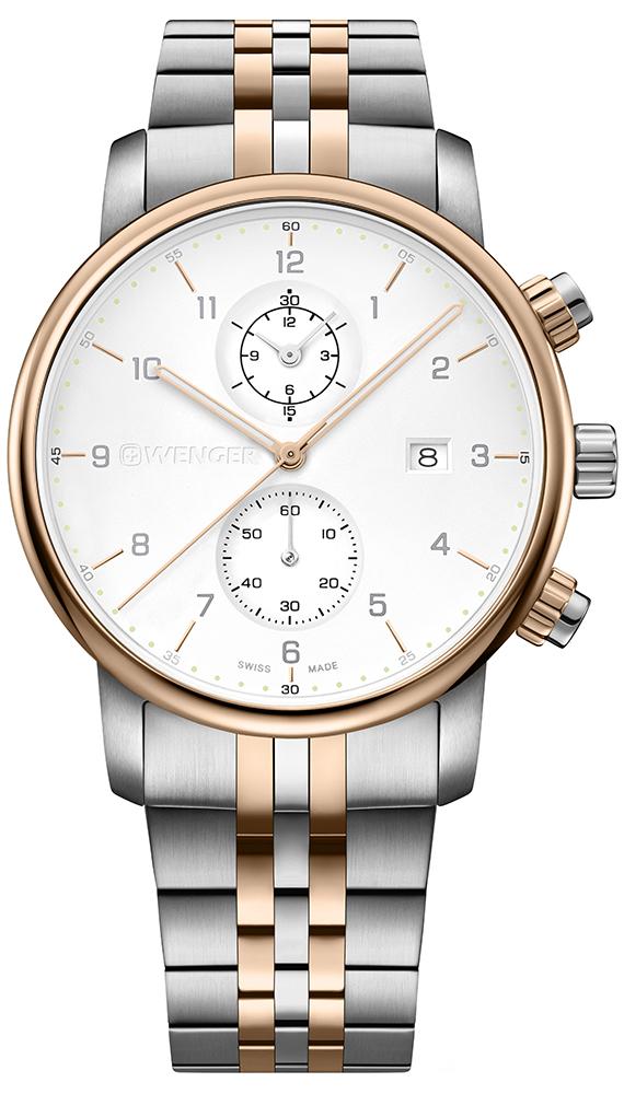 Wenger 01.1743.127 - zegarek męski