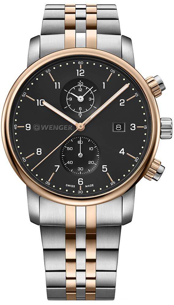 Wenger 01.1743.129 - zegarek męski