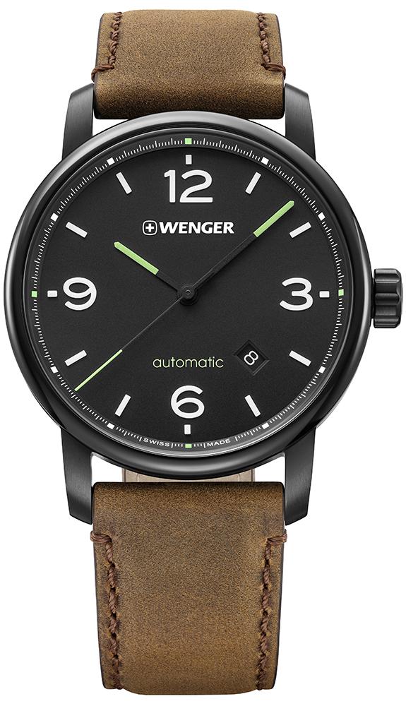 Wenger 01.1746.102 - zegarek męski