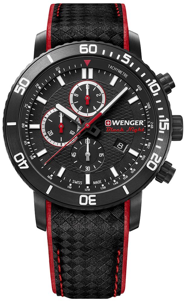 Wenger 01.1843.109 - zegarek męski