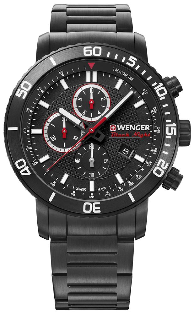 Wenger 01.1843.110 - zegarek męski