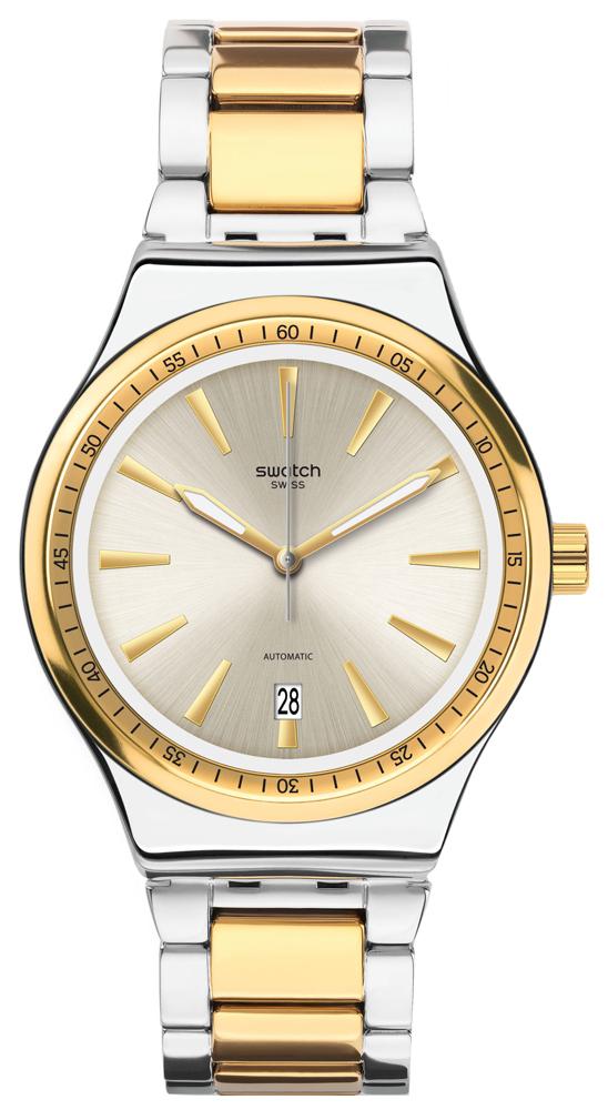 Swatch YIS429G - zegarek męski
