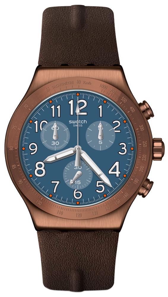 Swatch YVC100 - zegarek męski