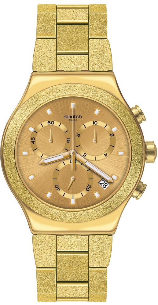 Swatch YVG407G - zegarek męski
