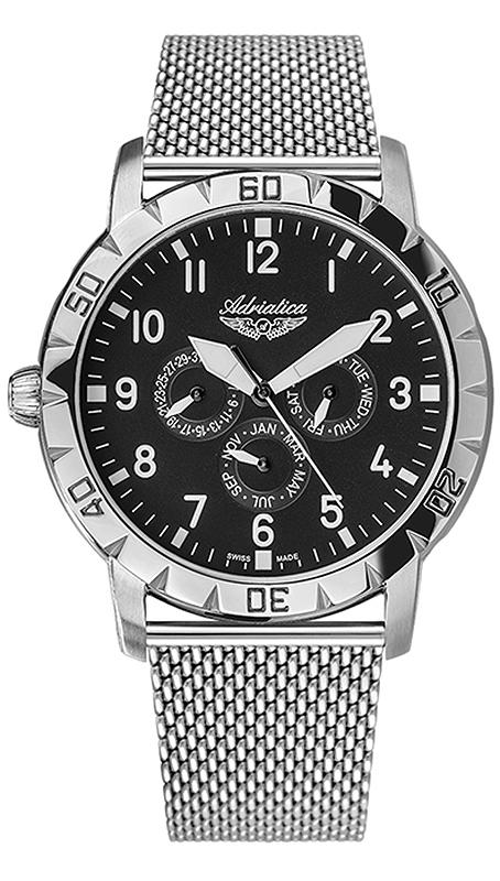 Adriatica A1108.5124QF - zegarek męski