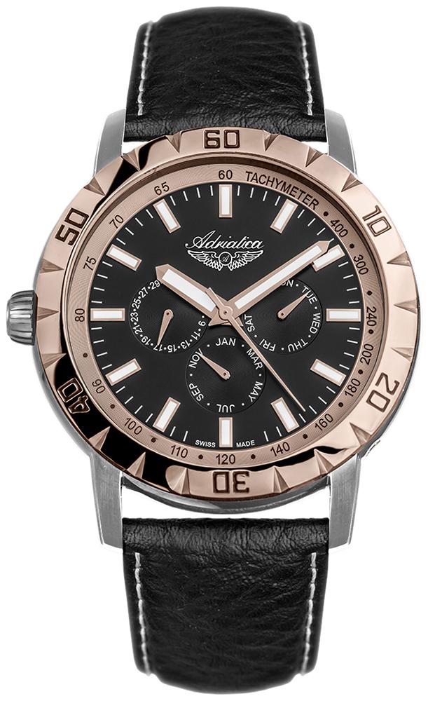 Adriatica A1108.R214QF - zegarek męski