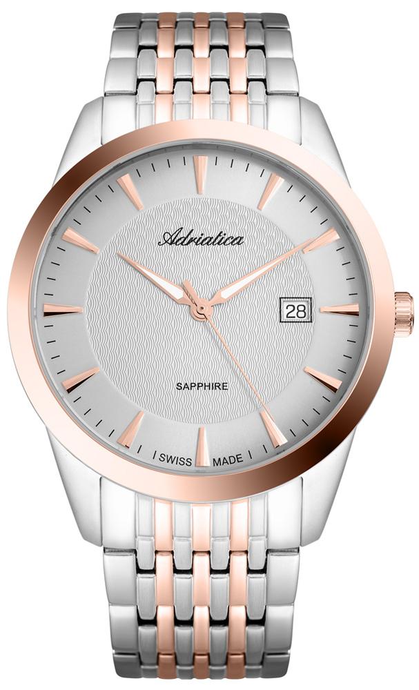 Adriatica A1288.R117Q - zegarek męski