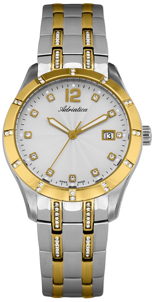 Adriatica A3419.2173QZ - zegarek damski