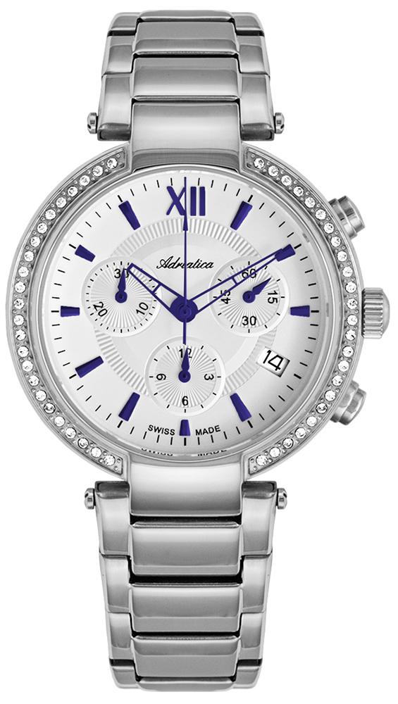 Adriatica A3811.51B3CH - zegarek damski