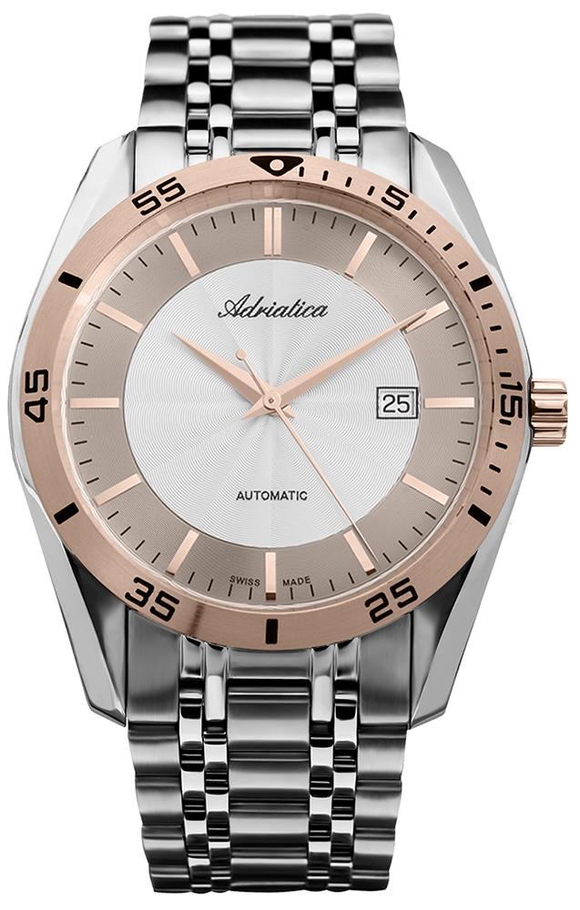 Adriatica A8202.R113A - zegarek męski