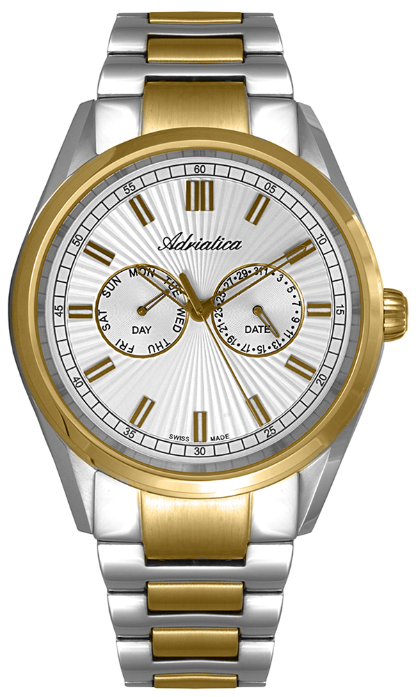 Adriatica A8211.2113QF - zegarek męski