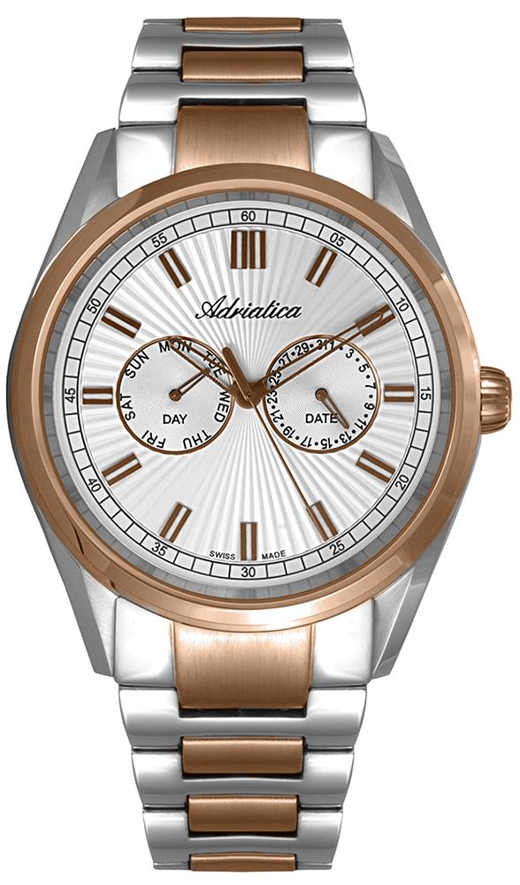 Adriatica A8211.R113QF - zegarek męski