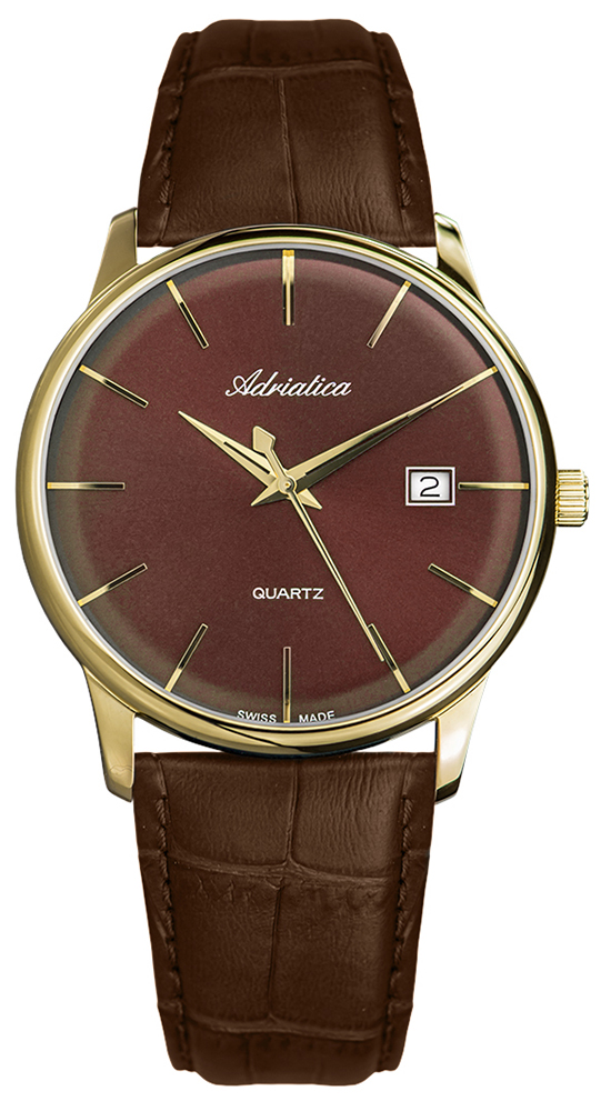 Adriatica A8242.121GQ - zegarek męski