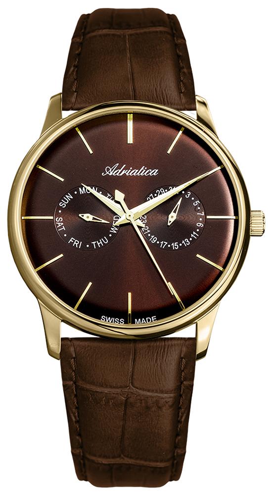 Adriatica A8243.121GQF - zegarek męski